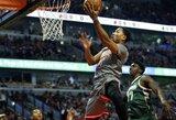 """D.Rose'o sugrįžimas pažymėtas penktąja """"Bulls"""" pergale iš eilės"""