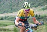 Europos dviračių kroso čempionate K.Sosna liko priešpaskutinė