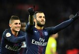 Į Ispaniją sugrįžęs Jese nebenori žaisti už PSG klubą