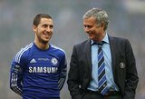 E.Hazardas sumenkino J.Mourinho propaguojamą žaidimo stilių