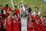 """K.Comano įvartis padovanojo """"Bayern"""" šeštąjį Čempionų lygos trofėjų klubo istorijoje!"""