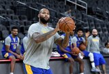 """""""Warriors"""" nesitiki po sezono išlaikyti D.Cousinsą"""