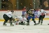 Rusijos klubo tikslas – Lietuvos ledo ritulio čempionų vardai
