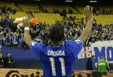 D.Drogba paskelbė baigiantis 20 metų trukusią karjerą
