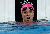 """Rusai netiki J.Jefimova: """"Ji olimpiadoje nepretenduotų nei į auksą, nei į sidabrą"""""""