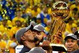 K.Durantas davė atsaką jo nemėgstantiems krepšinio gerbėjams