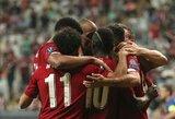 """UEFA Supertaurėje: 2 anuliuoti """"Chelsea"""" įvarčiai, kontraversiškas baudinys, S.Mane dublis ir """"Liverpool"""" triumfas po dramatiškos baudinių serijos"""