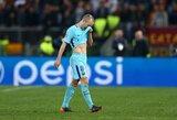 """""""La Liga"""" patvirtino A.Iniestos pasitraukimą iš """"Barcelonos""""?"""