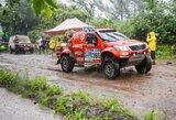 Trečiajame Dakaro ralio etape – baudos B.Vanagui ir A.Juknevičiui, V.Žalos padėtis toliau gerėja
