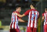 Ispanijos, Vokietijos ir Italijos klubai toliau ruošiasi sezono pradžiai