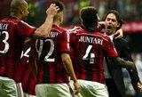 """""""Milan"""" sezoną pradėjo užtikrinta pergale (+ kiti rezultatai)"""