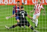 """Paaiškėjo, kiek milijonų katalonų klubui """"atnešė"""" L.Messi"""