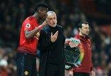 P.Pogba po eilinės pergalės nepraleido progos įgelti J.Mourinho