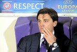 """Oficialu: """"Milan"""" klubas turi naują trenerį"""
