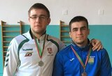 L.Krasauskas tęs kovą dėl pasaulio jaunimo imtynių čempionato bronzos