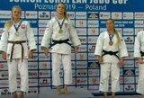 K.Butkus ir D.Piskunova Lenkijoje iškovojo bronzos medalius