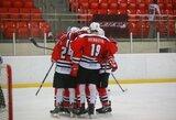 """Šešiolikta pergalė iš eilės: """"Energija"""" nepaliko vilčių ir """"Hockey Punks"""""""