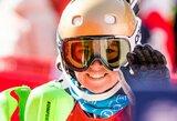 M.Shiffrin ketvirtą kartą iš eilės laimėjo pasaulio čempionato slalomą, I.Januškevičiūtė pagerino karjeros rekordą