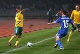 Išrinkti Lietuvos futbolo geriausieji