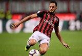 """""""AC Milan"""" ir vėl išbarstė taškus Italijos čempionate"""