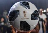 Pristatytas oficialus pasaulio čempionato kamuolys