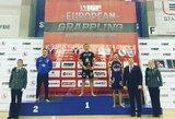 """M.Veržbickas: """"Graplingo varžybose man svarbu ne tik titulas, bet ir tobulėjimas"""""""