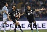 """M.Stankevičiaus pastangų neužteko ir """"Lazio"""" pralaimėjo """"Juventus"""" ekipai"""