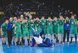 Paskelbtas Lietuvos vyrų rankinio rinktinės išplėstinis žaidėjų sąrašas