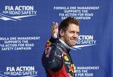 S.Vettelis savo pasiekimą Bahreino GP kvalifikacijoje paskyrė komandai