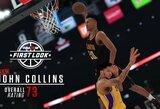 Socialiniame tinkle – dviejų NBA komandų žaidėjų apsižodžiavimas