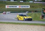 """""""Volkswagen Castrol Cup"""" lenktynėse taškai R.Kupčikui reikalingi kaip oras"""