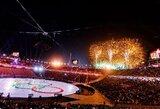 Septynios valstybės nori surengti 2026 m. žiemos olimpiadą
