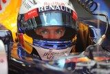 """S.Vettelis: """"Pirmasis penketukas buvo nepasiekiamas"""""""