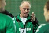 Lietuvos moterų rankinio rinktinėje – 16 žaidėjų