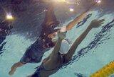 E.Gliožerytė Europos plaukimo čempionate aplenkė dvi varžoves