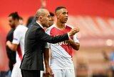 """Košmariška """"Monaco"""" forma tęsiasi: per penkias rungtynes neiškovojo nė vienos pergalės"""