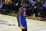 "K.Durantas nutrauks sutartį su ""Warriors"" klubu"