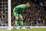 """""""Manchester United"""" dilema: D.De Gea nori tokios algos, kokią gauna A.Sanchezas"""