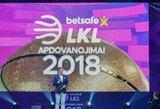 Pamatykite: LKL apdovanojimai 2018 per 90 sekundžių