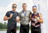 Kanojininkas H.Žustautas Lietuvos čempionate iškovojo net 6 aukso medalius