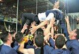 """G.Pazzini vedamas """"Hellas"""" klubas po metų pertraukos grįžta į Italijos elitą"""