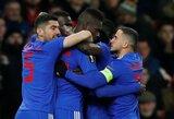 """Europos lyga: """"Arsenal"""" nesugebėjo įveikti """"Olympiacos"""" barjero"""