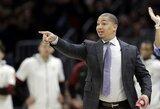 """""""Lakers"""" ruošia pasiūlymą T.Lue"""