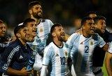 """Triumfuojantis L.Messi: """"Pasaulio čempionatas be Argentinos būtų tolygu beprotybei"""""""
