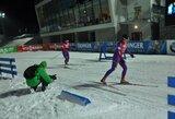 Lietuvos moterų estafetės komanda užėmė 23 vietą