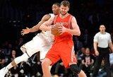 "ESPN prognozė: ""Rockets"" klubas reguliariajame sezone bus trečias"