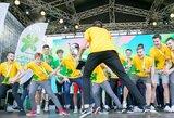 Finišavo masiškiausios Lietuvoje sporto žaidynės