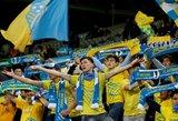 Paviešintos Kazachstano futbolo teisėjų algos: už rungtynes – šimtai eurų
