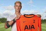 """""""Tottenham Hotspur"""" paskelbė apie sutartį su J.Hartu"""