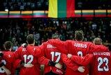 Dėl aukso susitiks Lietuva ir Estija, tikimasi pagerinti visų laikų lankomumo rekordą